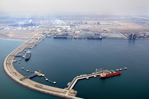 Port of Sohar